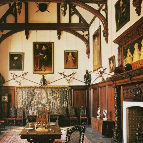 Helmingham Hall - Great Hall
