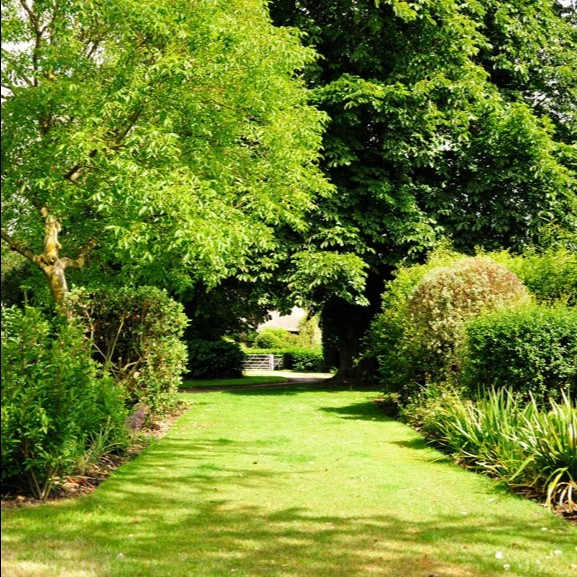 gardens of The Old Rectory, Great Waldingfield