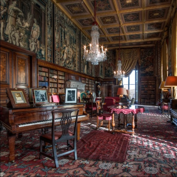 Eastnor Castle - interior