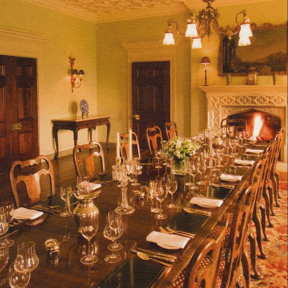 Union Park Dining Room: More Than Good Manners